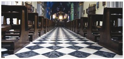 pavimento chiesa di re